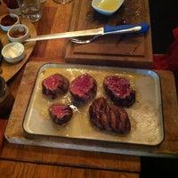 Photo taken at Özgür Şef Steakhouse by G.Melih M. on 1/19/2013