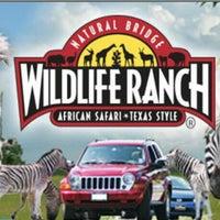 Photo taken at Natural Bridge Wildlife Ranch by Maxine R. on 3/13/2013