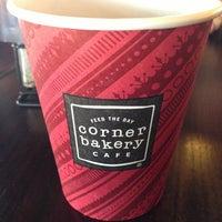 Photo taken at Corner Bakery Cafe by Cuneyd K. on 1/13/2013