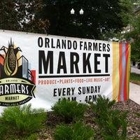 Photo taken at Orlando Farmer's Market by FunLifeOrlando on 7/10/2011