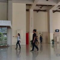 Photo taken at Universitas Katolik Indonesia Atma Jaya by Hermawati S. on 1/21/2013