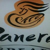 Photo taken at Panera Bread by Alysha H. on 1/9/2013