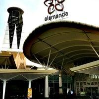 Photo taken at Alamanda Shopping Centre by NAQSZADA on 6/14/2013