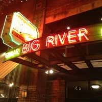 Photo taken at Big River Grille & Brewing Works by Michael J. on 9/29/2012