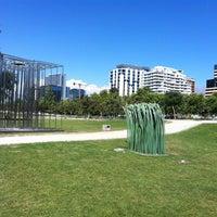 Photo taken at Parque de las Esculturas by Kate R. on 12/26/2012
