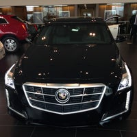 Photo taken at Suburban Cadillac Buick by The Suburban Collection on 1/8/2014