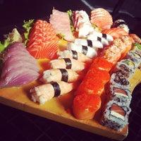 Photo taken at Joy Sushi by Ivan M. on 2/23/2013