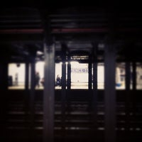 Photo taken at MTA Subway - Prince St (R/W) by Serena M. on 10/7/2012