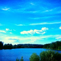 Photo taken at Машково by Валерия Р. on 7/21/2014