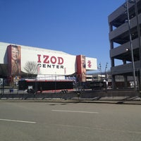 Photo taken at Izod Center by Joshua on 4/5/2013