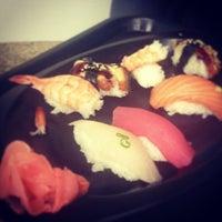 Photo taken at SanSai Japanese Grill by Brandon on 1/16/2013