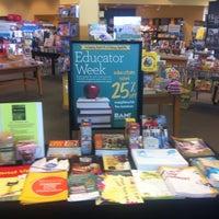 Photo taken at Books-A-Million by Jodi R. on 4/6/2014