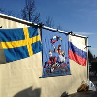 Photo taken at Kungsträdgården by Karina on 3/16/2013