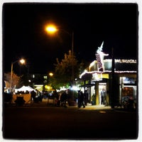 Photo taken at Ray at Night by SD F. on 3/10/2013
