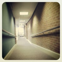 Photo taken at Major Williams Hall by Amy K. on 2/19/2013