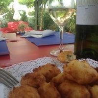 "Photo taken at Bar Restaurant Montsia Mar ""Ca la Flora"" by Inka A. on 6/8/2013"