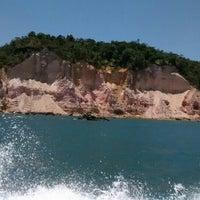 Photo taken at Pousada Ilha da Saudade by Damazio P. on 11/8/2015