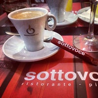 Photo taken at Sottovoce by Òscar M. on 4/4/2013