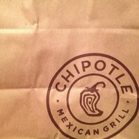 Photo taken at Chipotle Mexican Grill by Dwayne T. on 3/5/2013