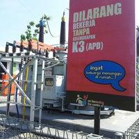 Photo taken at PT PLN (Persero) Udiklat Semarang by Muhar A. on 5/22/2014