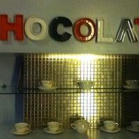 Photo taken at Chocolat by Nas L. on 4/26/2014