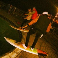 Photo taken at Bondi Skatepark by Charles C. on 6/27/2013