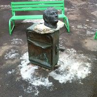 Photo taken at Филологический факультет СПбГУ by Irina K. on 2/14/2013