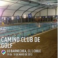 Photo taken at Club de Campo Colegio Médico by Leonard Cepeda B. on 5/11/2013