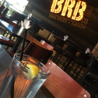 Photo taken at BRB Brewery + Eatery by Raquel M. on 2/12/2016