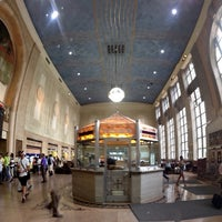 Photo taken at Newark Penn Station by Andrew A. on 6/27/2013