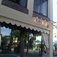Photo taken at Mani Osteria & Bar by Nickolay K. on 6/26/2013