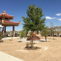 Photo taken at Thien Vien Chan Nguyen Buddhist Temple by Nick T. on 9/20/2014