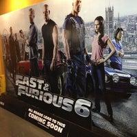 Photo taken at TGV Cinemas by HB on 5/24/2013