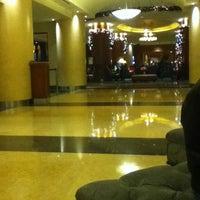 Photo taken at Anaheim Marriott by Luiisana D. on 12/28/2012