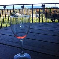 Photo taken at Robibero Winery by Lu .. on 10/6/2012