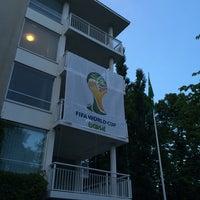 Photo taken at Embassy of Brazil by Kai J. on 6/23/2014