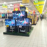 Photo taken at Giant Hypermarket by Shidi 5. on 3/22/2013