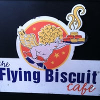 Photo taken at Flying Biscuit Cafe West Paces by Ash H. on 4/21/2013