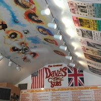 Photo taken at Dave's Cosmic Subs by Jacob S. on 7/9/2013