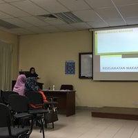 Photo taken at Fakulti Sains Makanan Dan Pemakanan by Abduh Waren K. on 6/4/2016