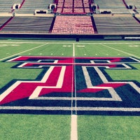 Photo taken at Jones AT&T Stadium by Andy S. on 8/9/2013