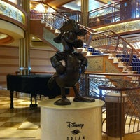 Photo taken at Disney Dream by Shanell on 6/26/2013