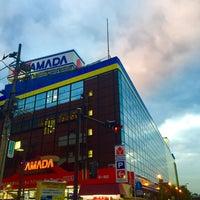 Photo taken at ヤマダ電機 ダイクマテックランド 茅ヶ崎店 by EG-6 on 1/24/2015