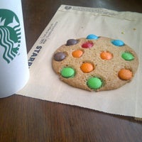 Photo taken at Starbucks by Andrea M. on 10/2/2012