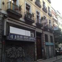 Photo taken at Hostal Vera by Park C. on 12/6/2012