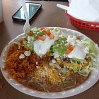 Photo taken at Mr Taco : Fresh Mexican Grill by Derek S. on 6/20/2013
