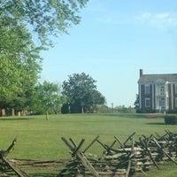 Photo taken at Vann House Historic Site by Derek D. on 4/21/2013