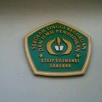 Photo taken at STKIP Siliwangi Bandung by Annisa Fitriany R. on 9/7/2013