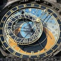 Photo taken at Prague Astronomical Clock by Debi B. on 6/3/2013