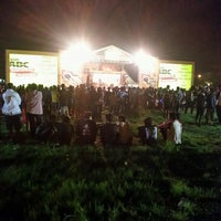 Photo taken at Lapangan Kapten Mudita Bangli by Hafiz H. on 11/23/2013